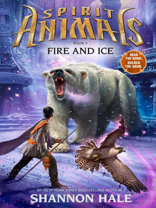 Title details for Fire and Ice by Shannon Hale - Available