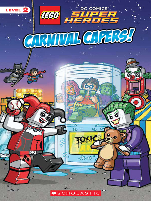 Title details for Carnival Capers! by Eric Esquivel - Wait list