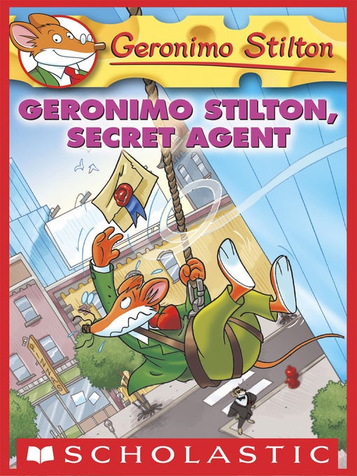 Cover of Geronimo Stilton, Secret Agent