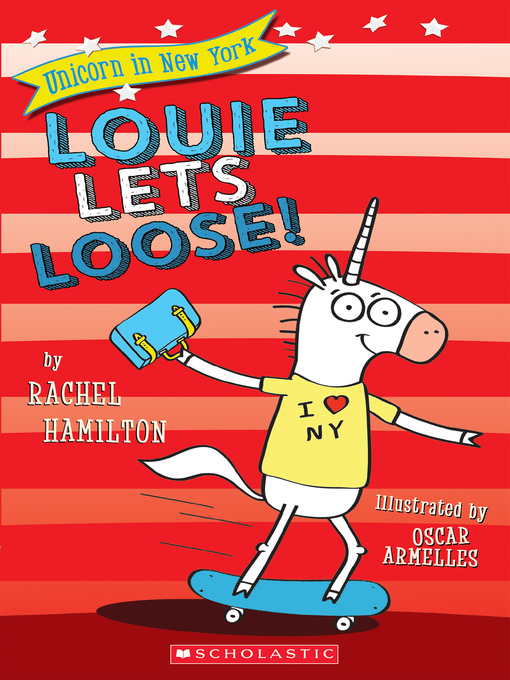 Cover of Louie Lets Loose!