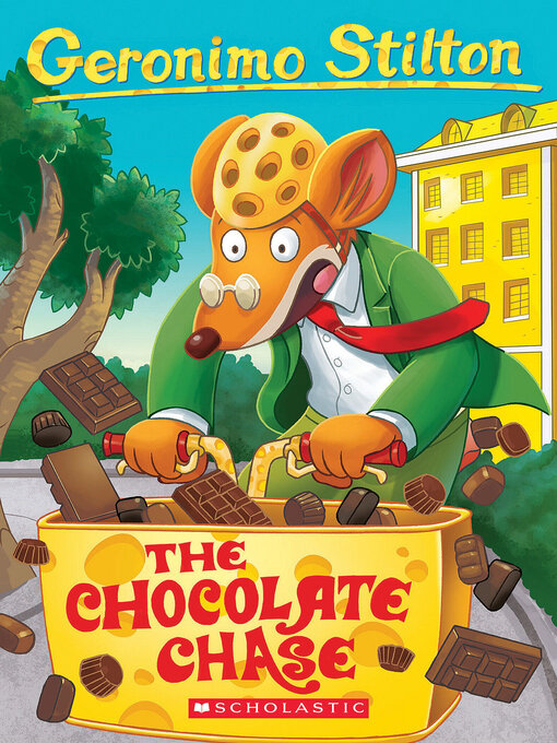 Title details for The Chocolate Chase by Geronimo Stilton - Wait list