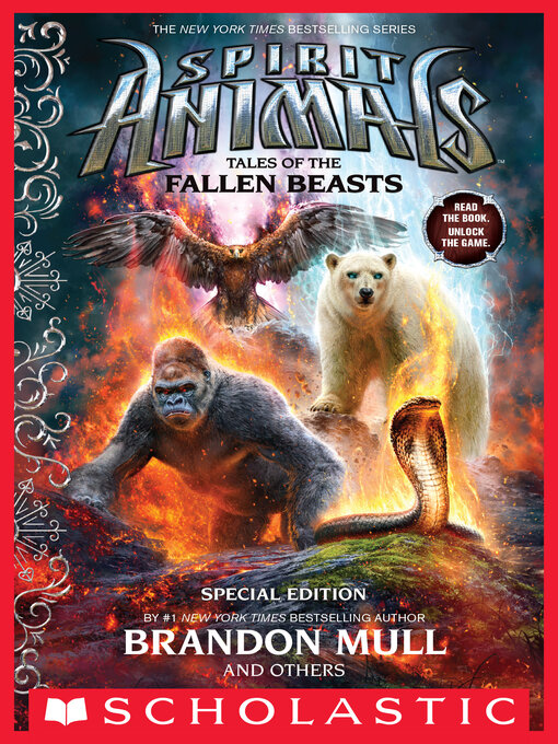 Title details for Tales of the Fallen Beasts by Brandon Mull - Available