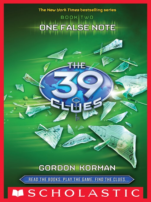 Title details for One False Note by Gordon Korman - Available
