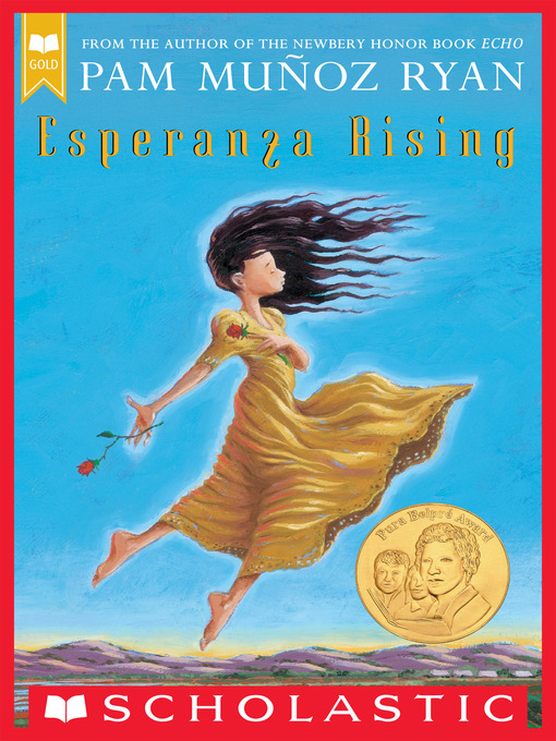 Title details for Esperanza Rising by Pam Muñoz Ryan - Wait list