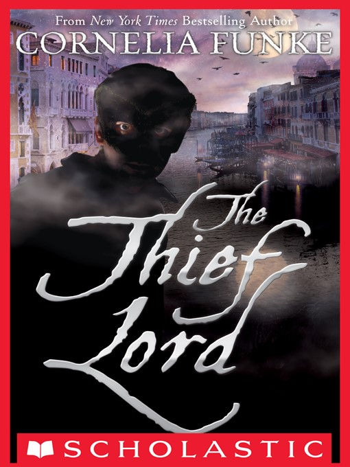 Cover image for book: The Thief Lord