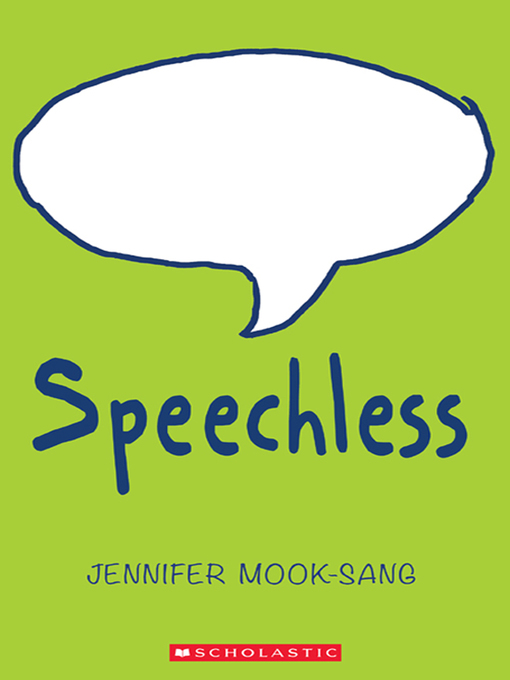 Title details for Speechless by Jennifer Mook-Sang - Wait list