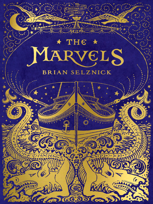 Title details for The Marvels by Brian Selznick - Wait list
