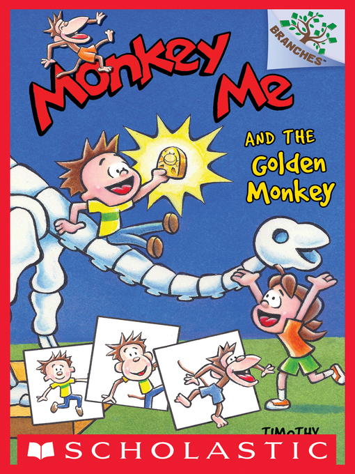 Title details for Monkey Me and the Golden Monkey by Timothy Roland - Available