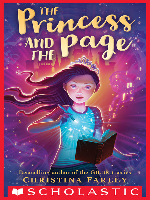 Title details for The Princess and the Page by Christina Farley - Wait list