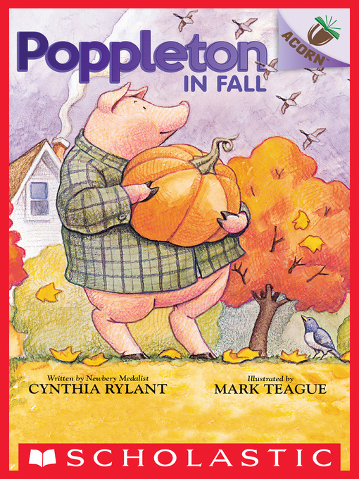Title details for Poppleton in Fall: An Acorn Book by Cynthia Rylant - Available