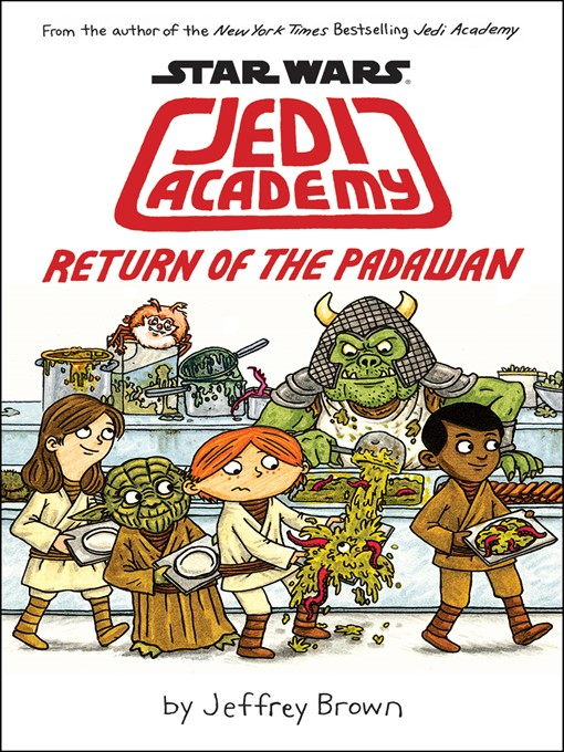 Title details for Return of the Padawan by Jeffrey Brown - Wait list