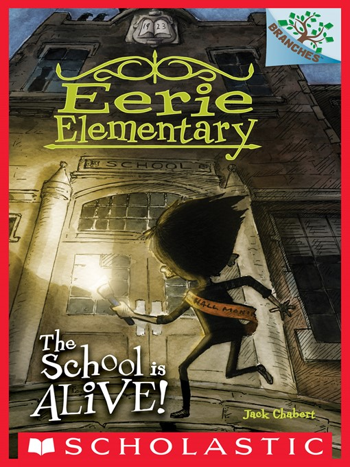 Title details for The School Is Alive! by Jack Chabert - Wait list