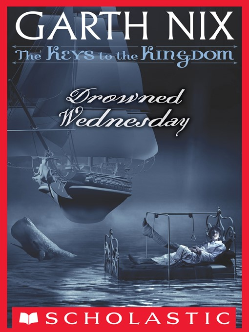 Cover of Drowned Wednesday
