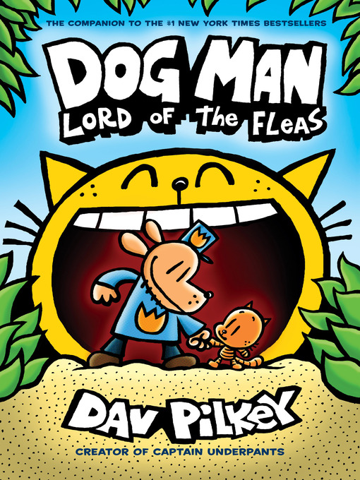 Title details for Lord of the Fleas by Dav Pilkey - Wait list