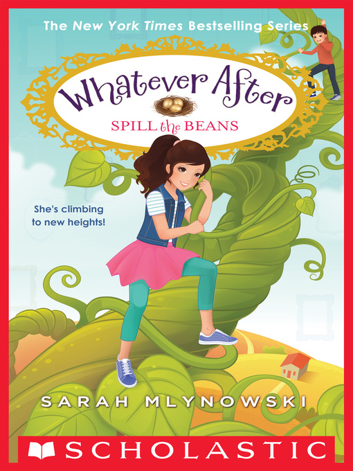 Title details for Spill the Beans by Sarah Mlynowski - Available