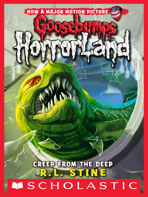 Title details for Creep from the Deep by R. L. Stine - Available