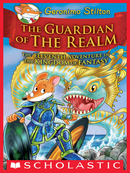 Cover of The Guardian of the Realm