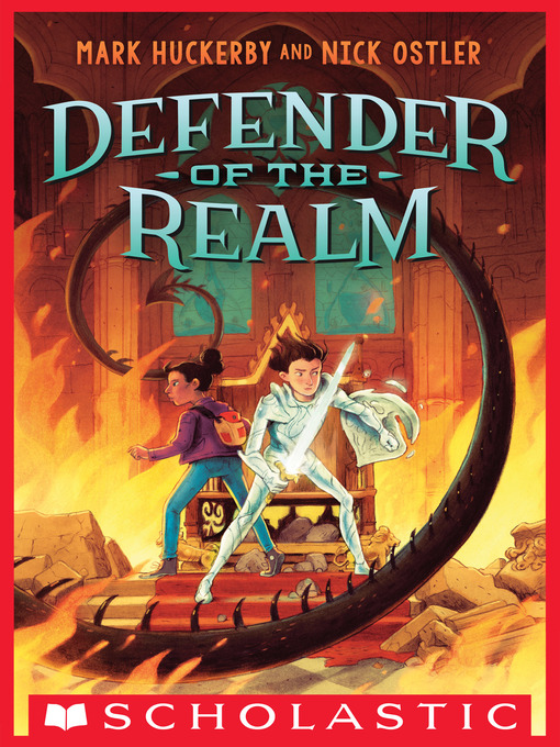 Cover of Defender of the Realm