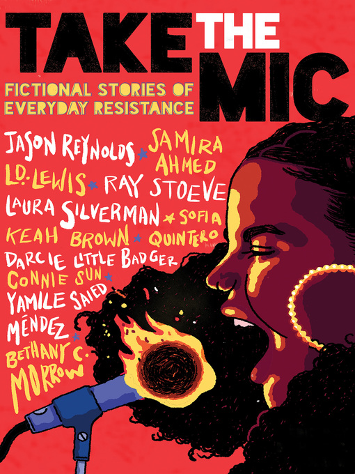 Title details for Take the Mic by Jason Reynolds - Wait list
