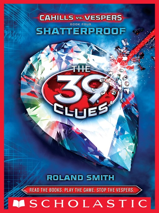 Title details for Shatterproof by Roland Smith - Wait list