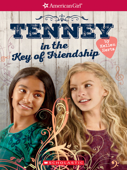 Cover of Tenney in the Key of Friendship