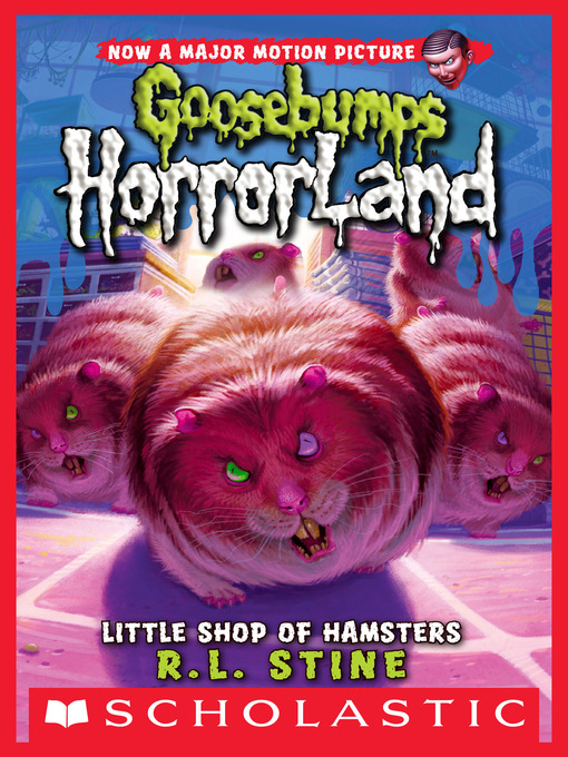 Title details for Little Shop of Hamsters by R. L. Stine - Available