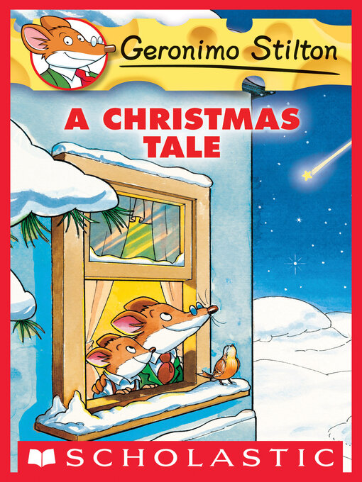 Title details for A Christmas Tale by Geronimo Stilton - Available