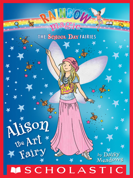 Title details for Alison the Art Fairy by Daisy Meadows - Available