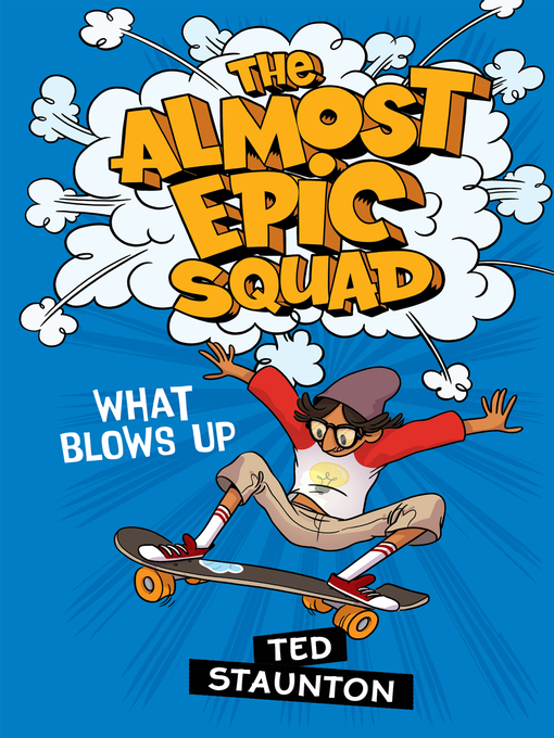 Cover of The Almost Epic Squad