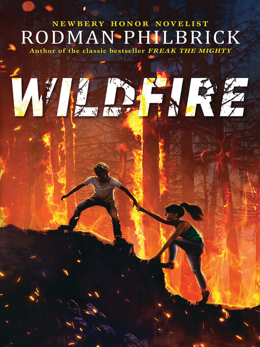 Title details for Wildfire by Rodman Philbrick - Available