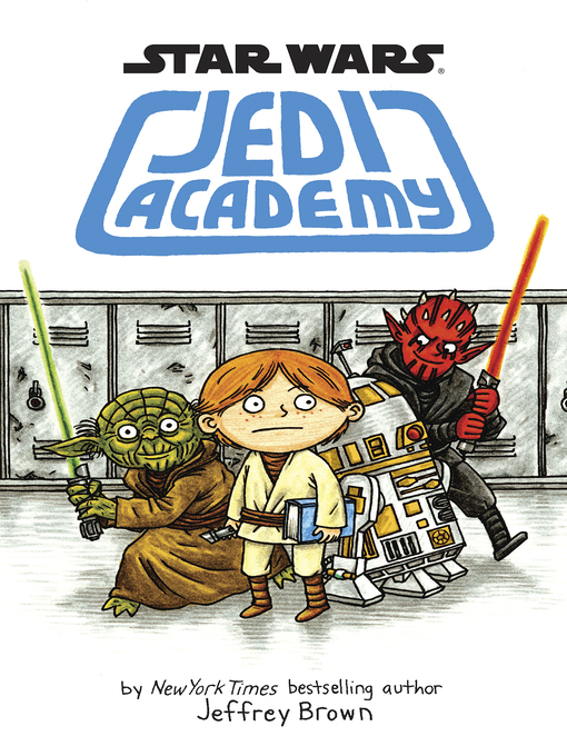 Title details for Jedi Academy by Jeffrey Brown - Wait list