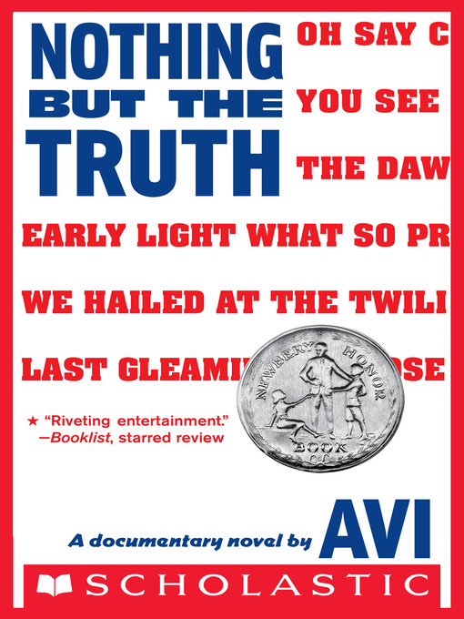 Title details for Nothing But the Truth by Avi - Available