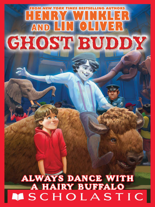 Cover image for Always Dance with a Hairy Buffalo