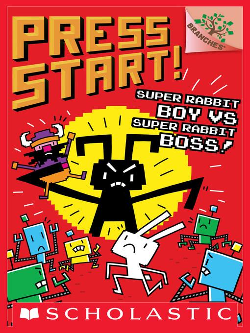 Title details for Super Rabbit Boy vs. Super Rabbit Boss! by Thomas Flintham - Wait list