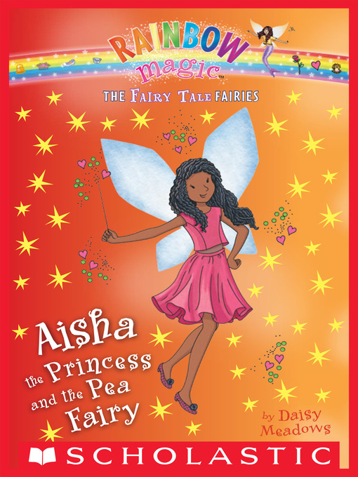 Title details for Aisha the Princess and the Pea Fairy by Daisy Meadows - Wait list
