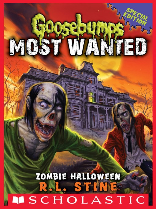 Title details for Zombie Halloween by R.L. Stine - Wait list