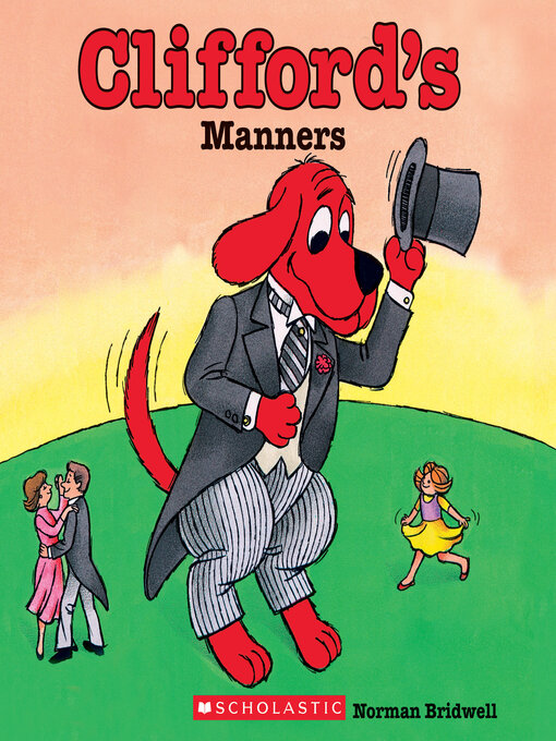 Cover of Clifford's Manners