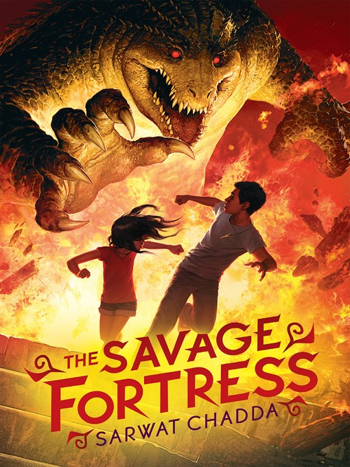 Title details for The Savage Fortress by Sarwat Chadda - Wait list