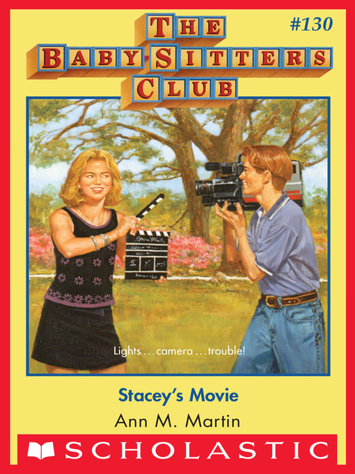 Title details for Stacey's Movie by Ann M. Martin - Available