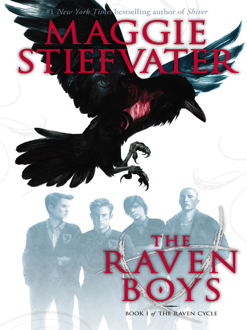 Title details for The Raven Boys by Maggie Stiefvater - Wait list