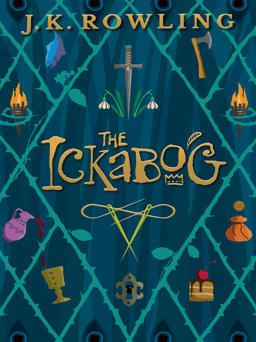 Cover image for book: The Ickabog