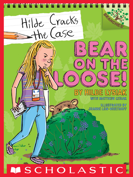 Bear on the Loose!