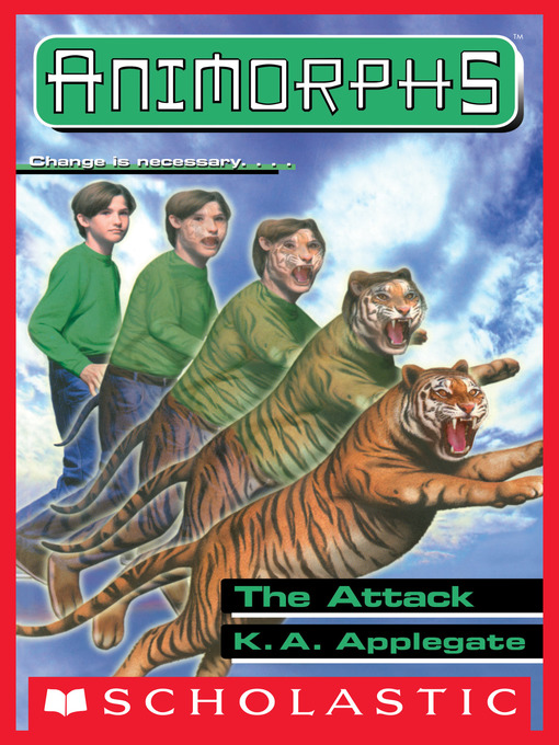 Title details for The Attack by K. A. Applegate - Available