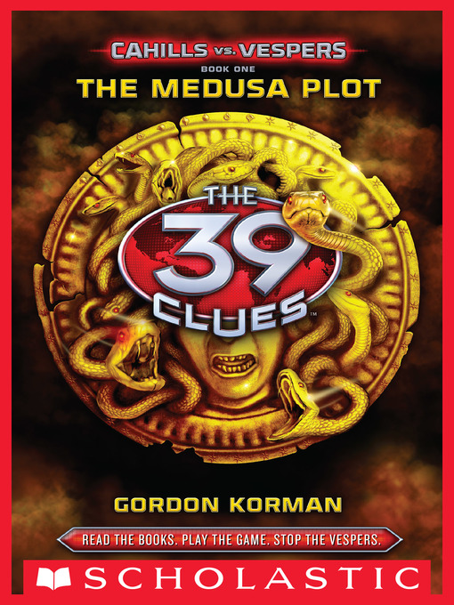 Title details for The Medusa Plot by Gordon Korman - Wait list