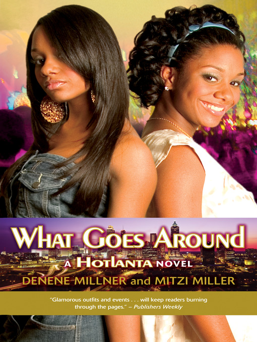 Cover of What Goes Around