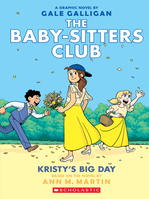 Cover image for book: Kristy's Big Day