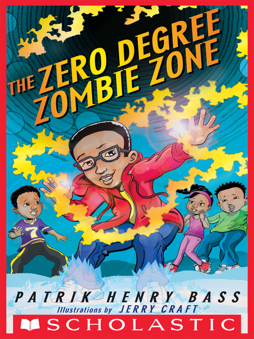 Title details for The Zero Degree Zombie Zone by Patrik Henry Bass - Wait list