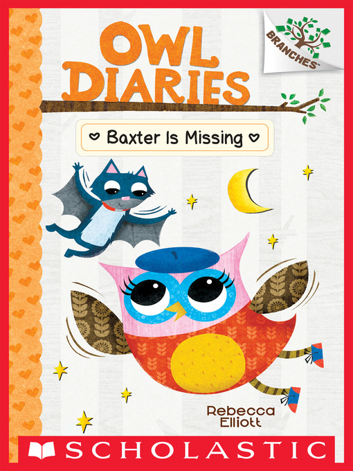 Cover of Baxter is Missing