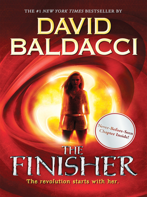 the finisher david baldacci pdf