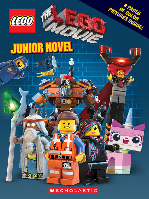 Title details for The LEGO Movie by Kate Howard - Wait list